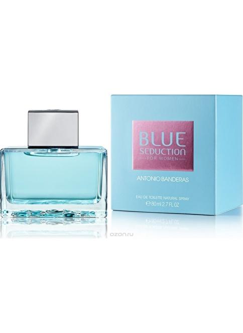 Antonio Banderas Antonio Banderas Blue Woman Edt 80 ml Renksiz